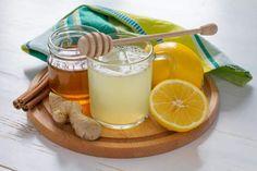 remédio caseiro com mel e limão para aliviar a dor de garganta