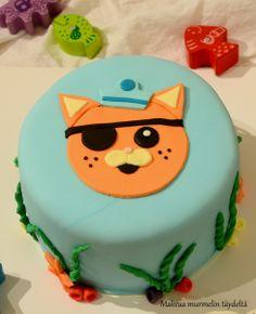 octonauts kwasii cake
