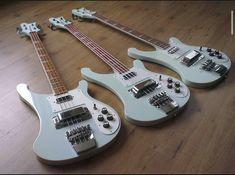 Rickenbacker Bass, Signature Guitar, Musical, Rock, Instruments, Guitar, Skirt, Locks, The Rock