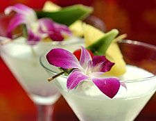 Hawaiian Maritini--feels like you're laying on the beach!