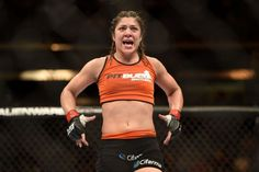 Fired Up Correia Wants 'Revenge' Bout With Rousey - TKO  Ronda Rousey's blistering 34-second knockout win over Bethe Correia at UFC 190 did little to quell the media back talk from the previously undefeated Brazilian contender.....