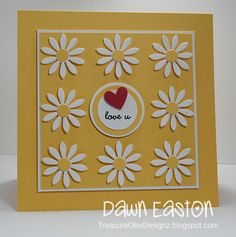 Love You by TreasureOiler - Cards and Paper Crafts at Splitcoaststampers