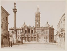 S. Maria Maggiore | Works | James Anderson | People | George Eastman Museum