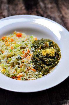Vegetable Pulao Recipe   Easy Veg Pulao Recipe   Step by Step - Edible Garden