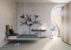 déco de chambre d'ado minimaliste