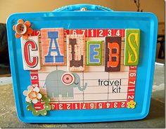 BEST IDEA YET!  Build a collection of board games, card games and word games that can all be stored inside a space no larger than your average sized lunch pail and can be transported and played just about anywhere!
