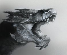 Smaug (DeviantArt -- artwork by Omar-E18)