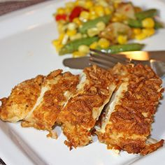 This recipe is super easy, and secondly, it takes chicken to a whole new level!