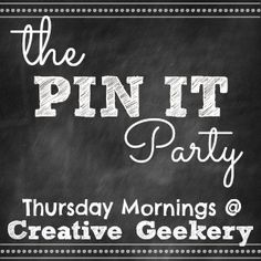 the PIN IT PARTY