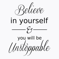 """Keep thinking, """"I can do it!"""" Tatoo Believe, Believe In You, Fitness Motivation, Fitness Quotes, Motivation Success, Quotes Motivation, Wednesday Motivation, Workout Quotes, Exercise Motivation"""