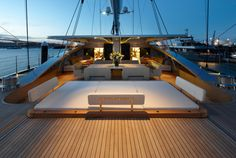 christian liaigre yacht - Google Search