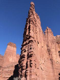 Fisher Towers, Utah