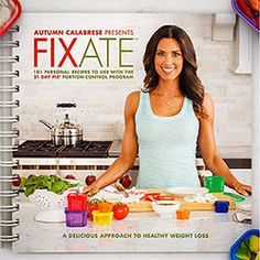 Getting Started With 21 Day Fix - Autumn Calabrese