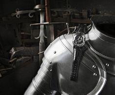La Cote des Montres : La montre Urwerk UR-105M - Un chevalier de fer prêt à conquérir le temps