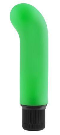 Neon jr. g-spot softees - grøn fra NEONLuvTouch - Sexlegetøj leveret for blot 29 kr. - 4ushop.dk - Få øjeblikkelig nydelse i bruseren eller karbadet med denne multi-speed Neon Jr. G-Spot Softee vibrator fra Pipedream. Lad ikke den lille størrelse narre dig - den har masser af krafter til at give dig spænding både under og over vandet. Bare drej knappen og vælg den hastighed som passer dig.