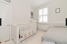 white floorboards in spare room White Floorboards, Spare Room, Sale On, Property For Sale, Cribs, Houses, Bedroom, Furniture, Home Decor