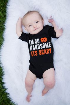 Boys Halloween Outfit - Boys Halloween Onesie - The perfect store to get your little guy a cute and original Halloween Onesie :) Shop Now- Limited Quantities Available!