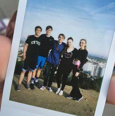 Photos: Peyton List Hiking With Miranda May