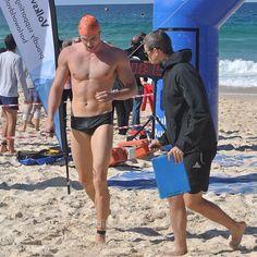 Bondi swimmer #seeaustralia #bondibeach #Bondi #nsw #australia #beach #sydney #nofilter #swim #swimmer #swimming #speedo #black