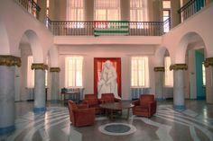 Soviet Innerness  the Amra sanatorium // Abkhazia [1024x683]