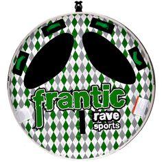 RAVE Frantic Towable - 2-Rider - https://www.boatpartsforless.com/shop/rave-frantic-towable-2-rider/