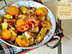 Soupes de légumes pour affronter l'hiver • Hellocoton Vegan Kitchen, Ratatouille, Paella, Biscuits, Bio, Gluten, Cooking, Ethnic Recipes, Beaux Desserts