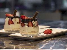 Fransız Mutfağından Pratik Bir Tatlı: Magnolia Churro, Frappe, Pavlova, Panna Cotta, Ethnic Recipes, Desserts, Food, Tailgate Desserts, Dulce De Leche