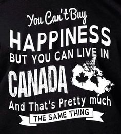 Happy Canada Day Because we're all proud of our country, aren't we? Canadian Things, I Am Canadian, Canadian Girls, Canada Quotes, Canada Memes, Canada Funny, Canada Humor, All About Canada, Meanwhile In Canada