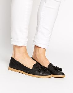 ASOS MAGS Tassel Loafers