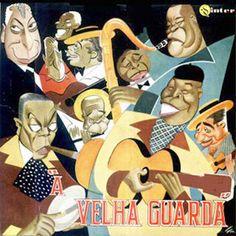 """Disco clássico com Pixinguinha, Donga e João da Baiana (a """"Santíssima Trindade"""" que Martinho da Vila sempre comenta). Foi gravado em um dia só, em uma sessão de 4 horas no estúdio."""