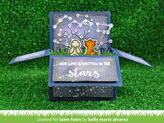 Hello and welcome to Lawn Fawn's Summer2017 Inspiration and Release  week! OnMay 18thour 10 new stamp sets and their coordinating  die...