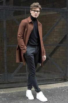 Oliver Cheshire – Men's style, accessories, mens fashion trends 2020 Oliver Cheshire, Cheshire Cat, Stylish Mens Outfits, Winter Outfits Men, Casual Outfits, Herren Outfit, Mode Outfits, Mens Clothing Styles, Trendy Clothing