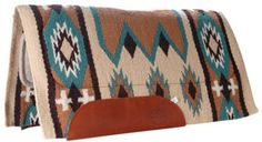 """Check out """"Jeffers Equine   Laredo Wool Pad for Horses, 34"""" x 36"""""""" from Jeffers Pet"""