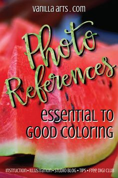 Coloring with Realism: Use Photo References — Vanilla Arts Co. Copic Pens, Copic Sketch Markers, Copics, Prismacolor, Coloring Tips, Colouring Pages, Coloring Book, Free Adult Coloring, Colored Pencil Tutorial