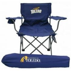 Toledo Rockets Ultimate Tailgate Chair