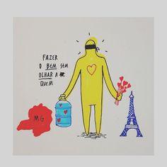 Indie e Outras Coisas: Atentado em Paris - Mariana (MG) - Solidariedade