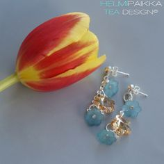 Helmipaikka Oy - Joka päivä on korupäivä - Helmipaikka. Swarovski, Drop Earrings, Jewelry, Fashion, Jewellery Making, Moda, Jewels, Fashion Styles, Jewlery
