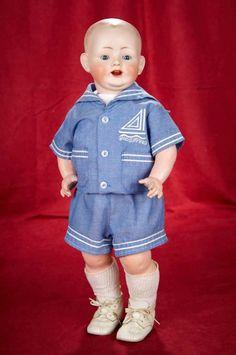 "24"" German bisque character, 1272, by Franz Schmidt 400/600 | Art, Antiques & Collectibles Toys & Hobbies Dolls | Auctions Online | Proxibid"