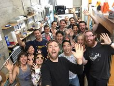 Fictiv, San Francisco, CA, USA: San Francisco-based company Fictiv is a hardware development platform for engineers and designers. The firm was established in 2013, and according to its Twitter feed, personnel feel they have waited long enough to take an office selfie. This entertaining self-taken group shot of the staff has certainly made the wait worthwhile.