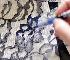 Técnica para decorar ropa : cositasconmesh