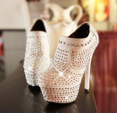 #Platforms high heels