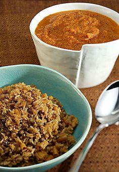 Kushary an Egyptian food.
