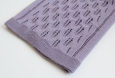 """Hello new baby blanket knitting pattern """"Adele"""" !orWhen simplicity meets the art of knitting !Choose your yarn, take your needles and with increases and decreases create your baby blanket """"Adele"""" !♥ This pattern is written in English.♥ This blanket is knitted from 8 ply, DK yarn, 100 % Merino wool (Drops Design, Merino Extra Fine), however, any style of yarn will work to create this knitting.♥ Knitting gauge - 21 sts and 28 rows = 4"""" (10 cm).♥ Skill level – exper..."""
