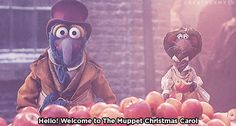 Brian Henson (Jim Henson's son) has said Gonzo and Rizzo were incorporated into the film so that Dickens' original narration could be included.
