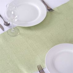 Authentic Rustic Burlap Table Runner - Tea Green  On Sale For: $3.29 each!   DIY, Home Decor, Wedding 2016 and 2017 Trends at affordable wholesale price for the public! Halloween, Thanksgiving, Christmas, New Years, Holidays, Easter, Spring, Summer, Fall