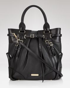 Burberry Satchel - Medium Whipstitch | Bloomingdale's