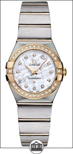 Omega 123.25.24.60.55.003 - Reloj  ✿ Relojes para mujer - (Lujo) ✿