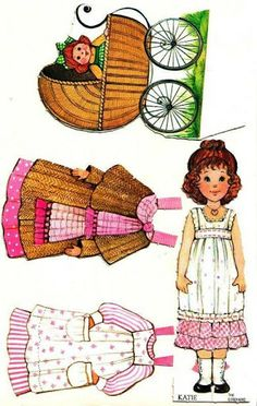 Paper Dolls~The Ginghams - Isabel Lopez - Picasa Web Albums