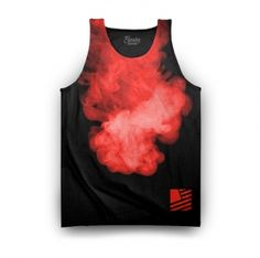 POPULAR DEMAND TAKEOVER SMOKE TANK- RED