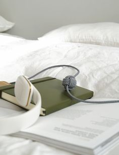 The perfect iphone cable for reading in bed. The NIGHT cable is 10 foot long…